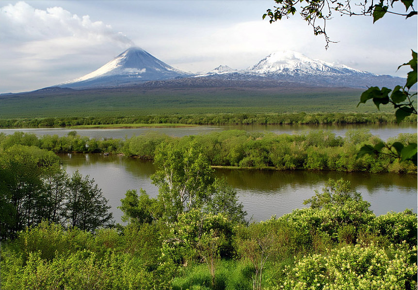 Природные особенности Камчатки